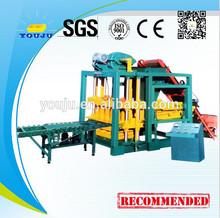 QTJ4-25 portable concrete block making machine,hollow block making machine philippines