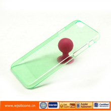 Mobile cases For iPhone 6 Air 4.7' Thin Transparent Crystal Clear Hard TPU Case Cover Iphone6