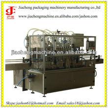 China Factory price automatic chocolate sauce /fruit jam/tomato paste bottle filling machine
