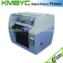BYC jet a3 size economical uv led digital inkjet ceramic tiles printer