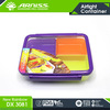 Arniss DX 3081 green eco friendly food container lunch box