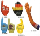 advertising PVC cheering inflatable hand