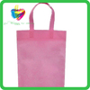 Top design cheapest custom non woven tote bag loop handle wholesale