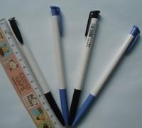 China factory new product elegant style slim stick manual ball pen