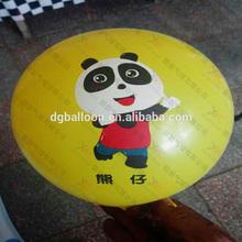 2014 good quality 12inch 3.2g metallic latex balloon