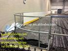 HDPE ice rink hockey fence board