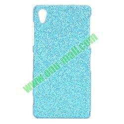 Shimmering Glitter Powder PC Hard Cheap Mobile Phone Case for Sony Z2