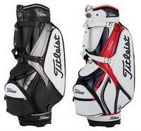 Black&white golf cart bag for selling