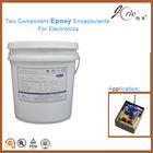 Flame-retardant epoxy potting for module Potting