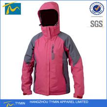 Hot selling women extreme windproof fleece jacket