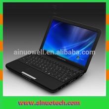mini laptop 10.1 inch windows 7 UMPC intel Atom D2500