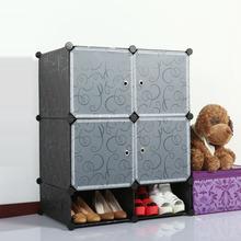 DIY creative environmental closet organizer ideas small storage cabinetsfor kids FH-AL0518-4