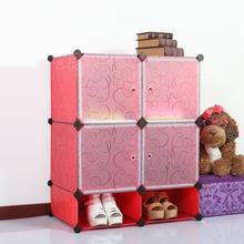 DIY creative environmental closet organizer ideas shoes storage cabinetsfor kids FH-AL0518-4