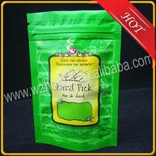 Custom Printed Plastic Ziplock Bags