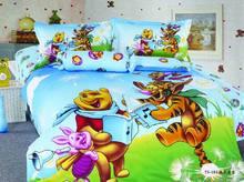 kids cartoon bedding set,happy music
