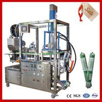 machine for automotive glass sealant