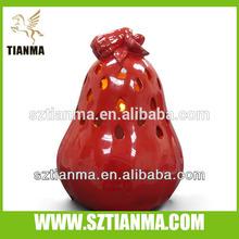 promotional christmas decorative candle holder crafts