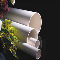 "Factory Directly Manufacture 8"" PVC Pipe Prices 8 Inch PVC Water Pipe 8 Inch PVC Drain Pipe"