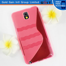 S Line TPU Case For Galaxy For Note 3 N9000