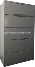 New design steel lateral file moerdern office furniture