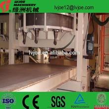 gypsum board machine/gypsum board line according to your requirement