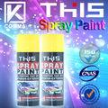 Látex acrílico pintura de aerosol, conductora aerosol pinturas