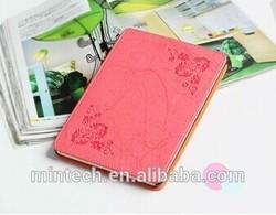 High Quality Fashion Elegant Smart PU Leather Case for iPad mini