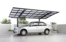 garage design aluminum carports with polycarbonate roof panels