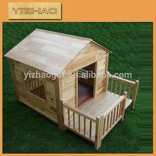 Hot sale High Quality dog house with balconyYZ-1216040