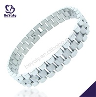 Unique design shiny wholesale chic bengal bracelet