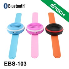 Good quality compatible micro sd/tf portable thin mylar speakers