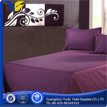 bright color wholesale polyester/cotton adult sheets