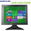 15 inch display lcd kiosk monitor vga tft lcd panel high resolution