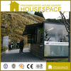 Fireproofed Environmental Friendly Mobile Low Cost Prefab Cabin