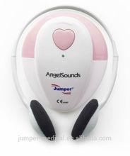 angel sounds fetal doppler JPD-100S, portable ultrasound machines, heartbeat recorder