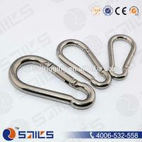 stainless steel DIN5299 parachute snap hooks