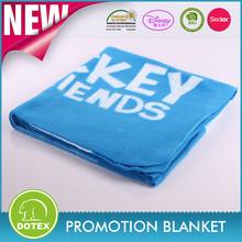 Best Quality indian print wholesale sports promotional cheap fleece blanket in bulk