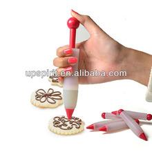 china wholesale food grade silicone cake decorating pen