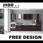 Ready Made Kitchen Ready to Assemble Kitchen Cabinets Made in China