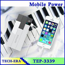 musica telefono delle cellule di alimentatore 15000 mAh a basso costo per HTC One