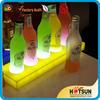 CE LED acrylic bottle holder