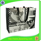 Laminated non oven carry bags non oven bags PP woven bag