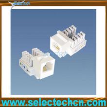 Networking pcb jack rj45 keystone (Good quality) NE-23C5/C6