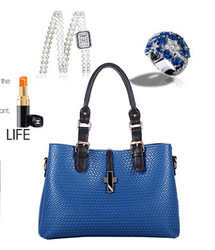 2014 new arrival fashion trendy hand bags women cross real leather bag