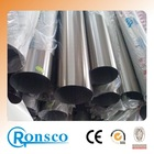 ASTM A554 din 1.4401 stainless steel pipe aisi 306 od 36 mm for decoration