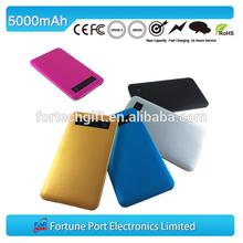 power bank5000mah ,portable usb power bank charger