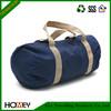 2014 Dongguan Homey canvas round travel bag