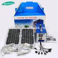 dc solar home systems portátil de energía solar para el hogar sistema de energía solar generador portátil