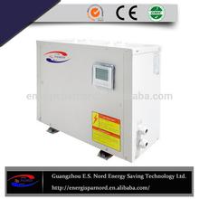 New design high quality 4-20kw ground source heat pump water heater geyser