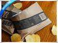 kolysen impresos personalizados de papa papasfritas con cierre de cremallera de plástico de embalaje bolsa